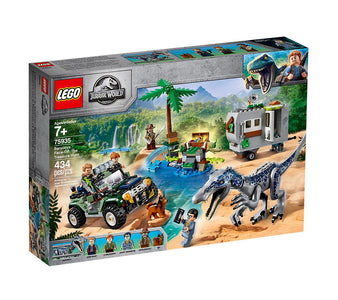 You added <b><u>Lego Jurassic World Baryonyx Face-Off: The Treasure Hunt 75935</u></b> to your cart.
