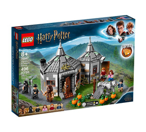 LEGO Harry Potter Hagrid's Hut Buckbeak's Rescue 75947