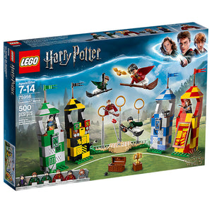 You added <b><u>LEGO Harry Potter Quidditch Match 75956</u></b> to your cart.