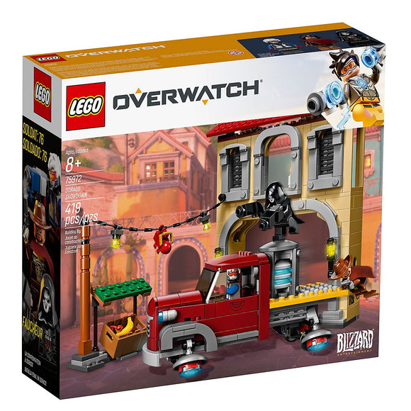 Lego Overwatch Dorado Showdown 75972