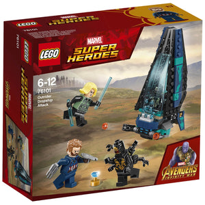 You added <b><u>Lego Superheroes Avengers Outrider Dropship Attack 76101</u></b> to your cart.