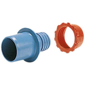 Plasson Adaptor Blue 25mm x 3/4