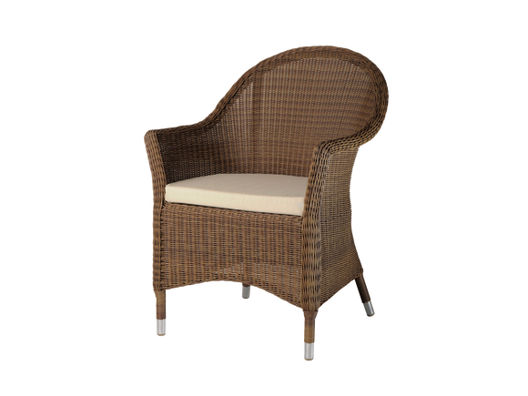 Alexander Rose San Marino Curved Top Armchair