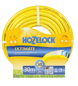 Hozelock Ultimate Hose 30m 7830