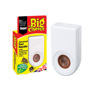 You added <b><u>The Big Cheese Advanced Pest Repeller</u></b> to your cart.
