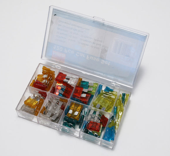 Hilka Car Fuse Set 120 Piece