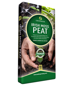 Growmoor Irish Moss Peat 80L
