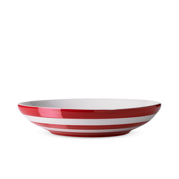 Cornishware Cornish Red Pasta Bowl