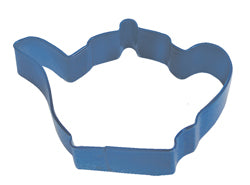 Eddington Blue Teapot Cutter 9.5