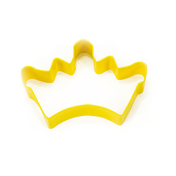 Eddingtons Yellow Crown Cookie Cutter