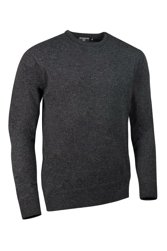 Glenmuir Morar Crew Neck Lambswool Jumper