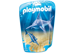 Playmobil Family Fun Swordfish with Baby 9068