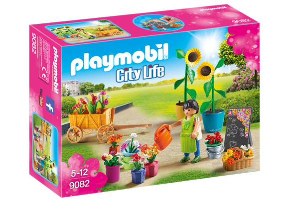 Playmobil City Life Florist 9082