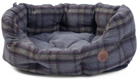 Petface Dog Bed Grey Online Shopping