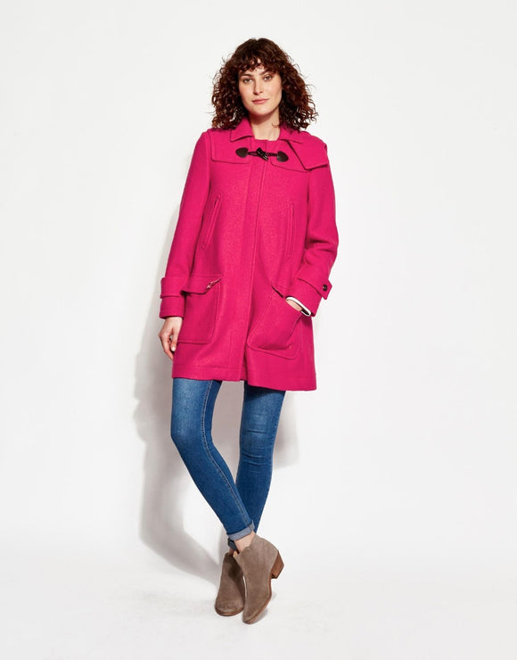 Joules Ladies Woolsdale Duffle Coat