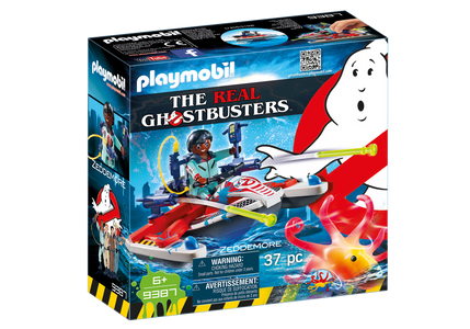 You added <b><u>Playmobil Ghostbusters Zeddemore with Aqua Scooter 9387</u></b> to your cart.