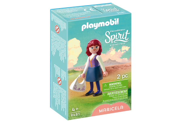 Playmobil Spirit Riding Free Maricela 9481