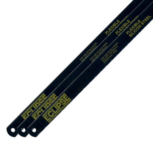 Spear & Jackson Eclipse Flexible Silicon Steel Blades 18 tpi