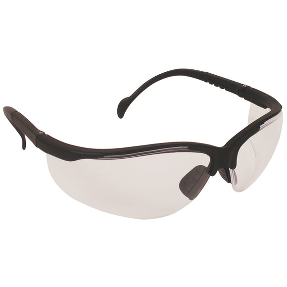JSP Amazon Black Frame HC Clear Lens (K)