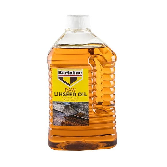 Bartoline Raw Linseed Oil 2L