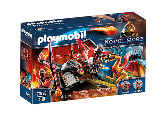 Playmobil Novelmore Burham Raiders Dragon Training