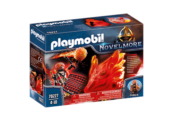 Playmobil Novelmore Burham Raiders Spirit of Fire