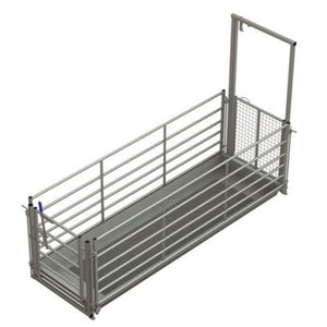 IAE Metal Stand-in Footbath Complete Kit