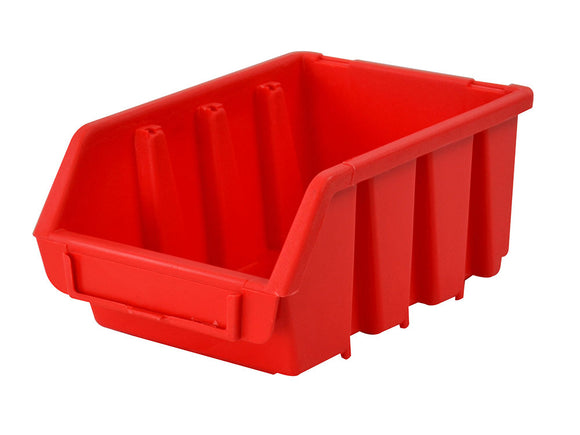 Faithfull Plastic Storage Bin 2 116 x 161 x 75mm
