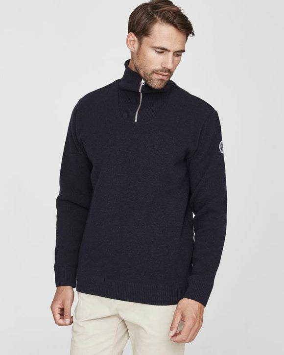 Holebrook Bjorn T-Neck WP Windproof Sweater