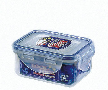 LocknLock Stackable Airtight Container Rectangular 180ml