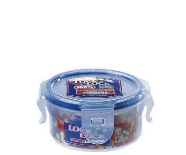 LocknLock Stackable Airtight Container Round 100ml