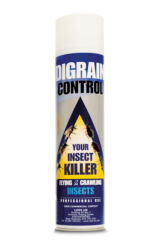 Digrain Control Flying & Crawling Insect Killer For Professional Use