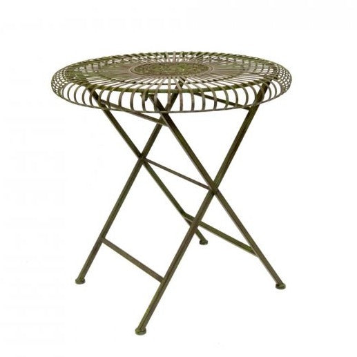Fallen Fruits Lucton Round Table 73cm