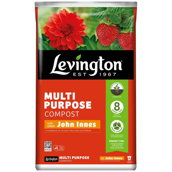 Levington Multi Purpose Compost John Innes 40L