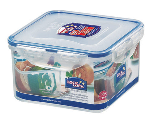LocknLock Storage Container Deep Square 1.2L