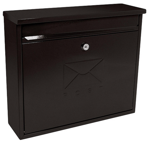 Sterling Elegance Post Box
