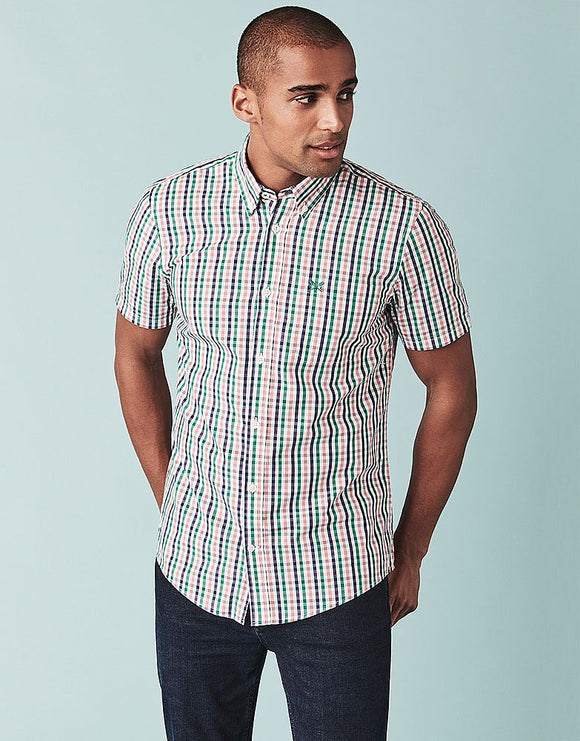 Crew Clothing Crew Tattersall Gingham Shirt