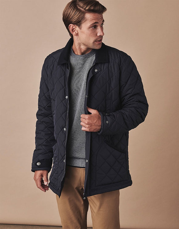 Crew Clothing Quilted Jacket