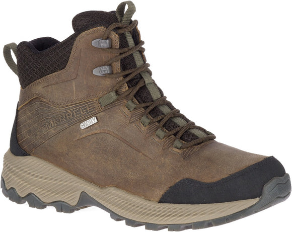 Merrell Forestbound Mid Waterproof Hiking Boot