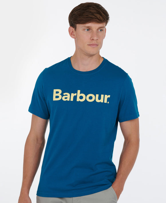 Barbour Logo T Shirt