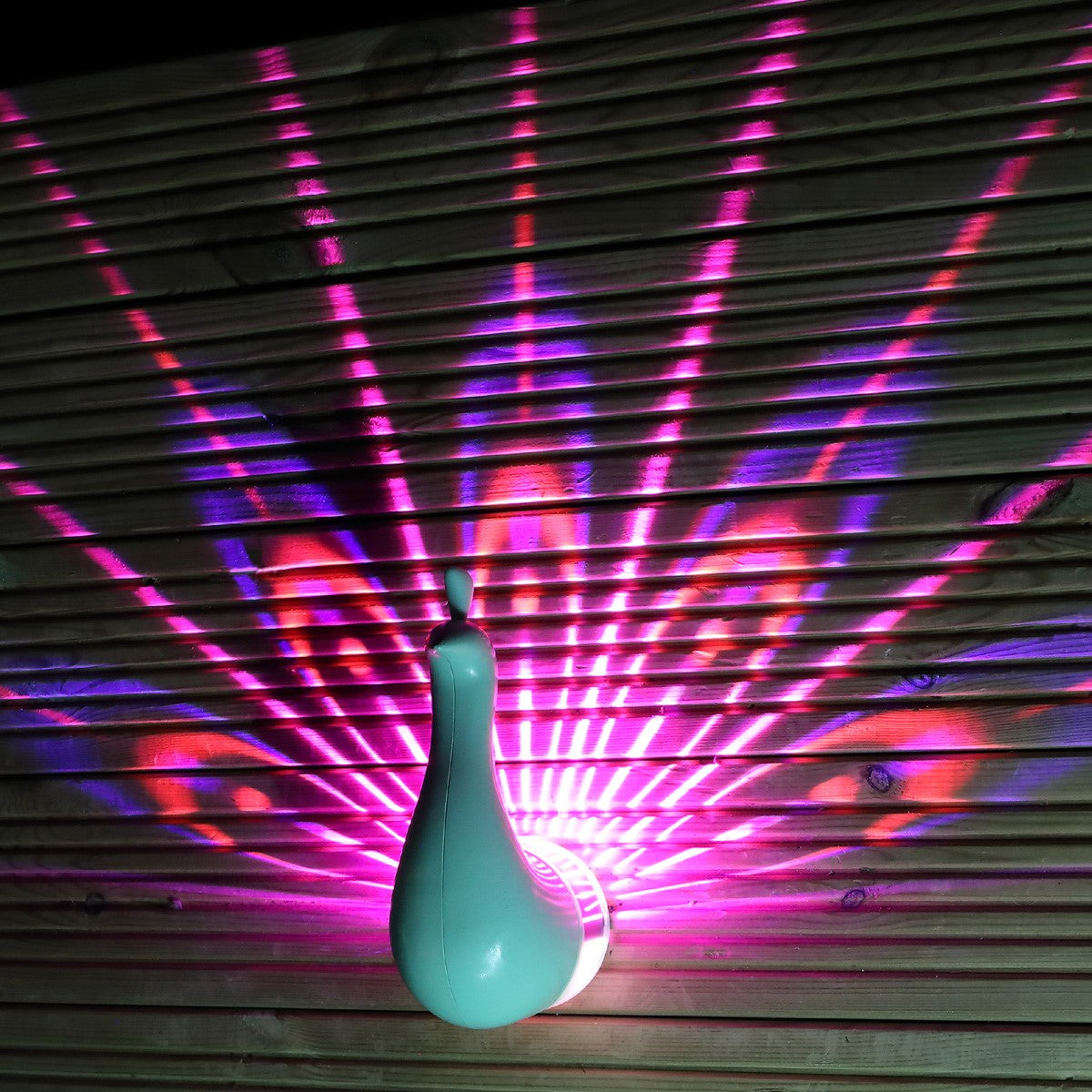 Noma Percy Peacock Silhouette Wall Light Sam Turner Sons