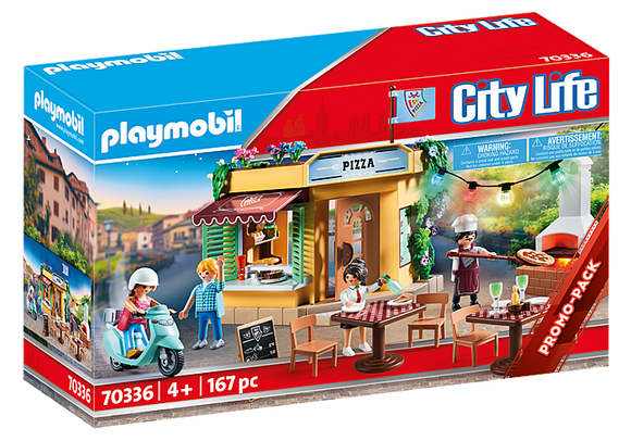 Playmobil City Life Pizzeria