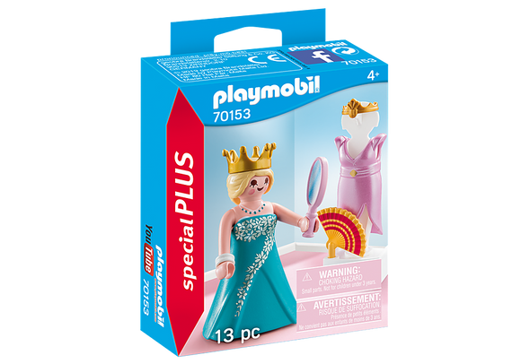 Playmobil Special Plus Princess with Mannequin