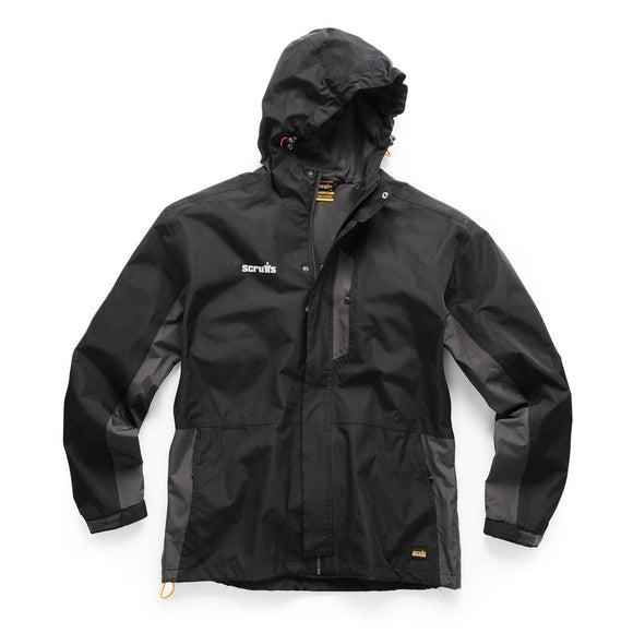 Scruffs Worker Jacket Graphite Orange