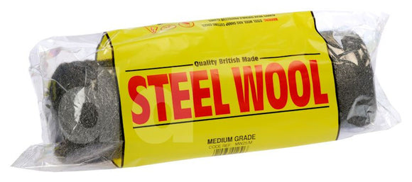 Medium Steel Wool 450G