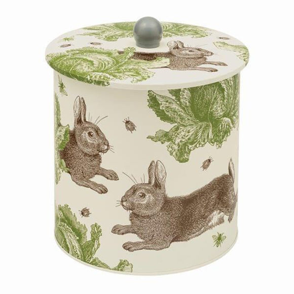 Thornback & Peel Rabbit & Cabbage Biscuit Tin