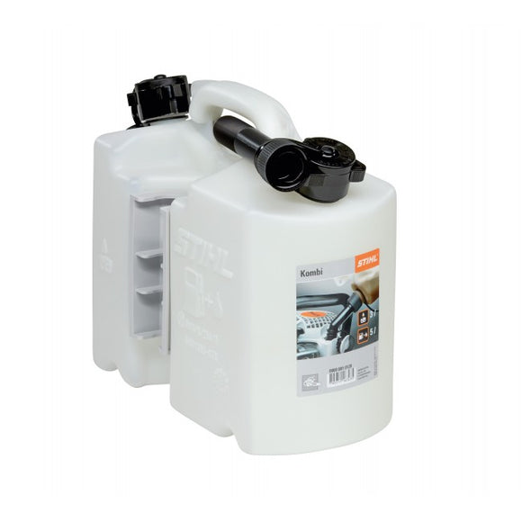 STIHL Combination Canister Transparent