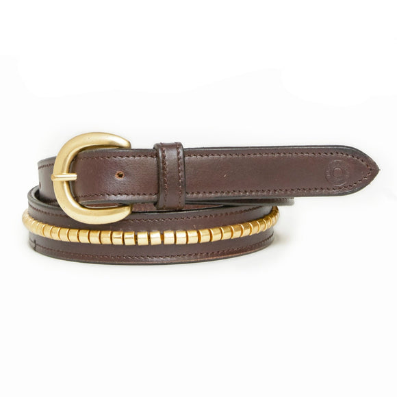 Hicks & Hides Adlestrop Leather Belt