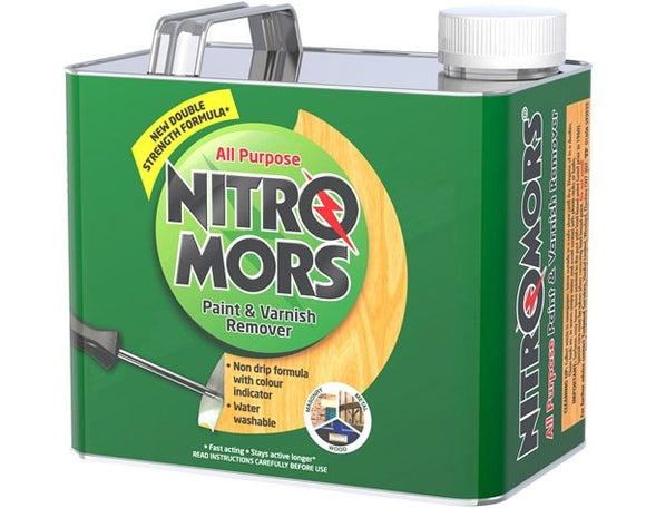 Nitromor All Purpose Paint & Varnish Remover 2L