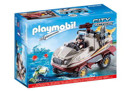 You added <b><u>Playmobil City Action Amphibious Truck 9364</u></b> to your cart.